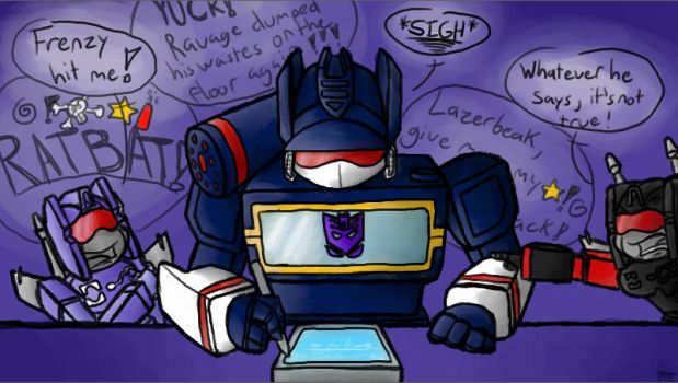 TF: Oh, For Primus' Sake -__- by Buligete