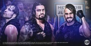 The Shield wallpaper by P10D by Perfect10Designs