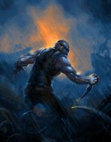 Riddick by KaiserFlames