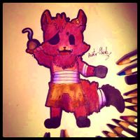 Still foxy, but  more Yaarg! [FNAF] by Aunty-chick