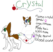 ref:crystal by Redpandaseas