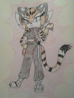 (Request/B-Day Gift) .:.Tai-Li Tigress.:. by CottonCatTailToony