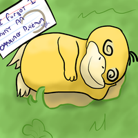 Psyduck Shaming by altimis