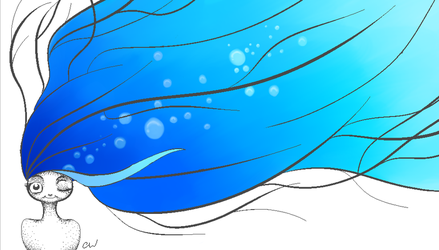 Elements:Water by Chagrinpenguin