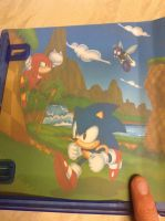 Sonic Mania Custom Cover Case For PS4 by DazzyADeviant