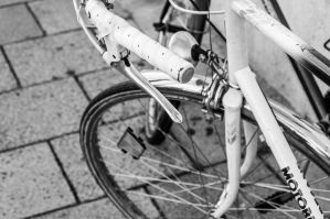 Internship Photograhs - Bicycle by HinaTheBlue