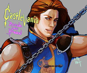Rondo of Blood Project Rich by GreenStranger