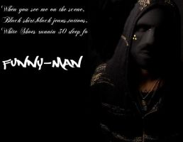 Funny Man Of Hollywood Undead by Theunseenreaper