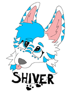 Shiver (ART-TRADE) by TreyTheShiba