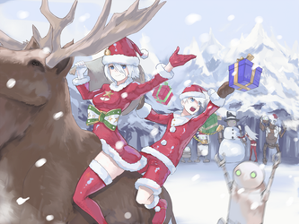 Merry Christmas by 4rca