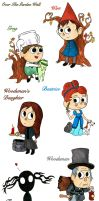 OTGW Chibi Collection by Piddies0709