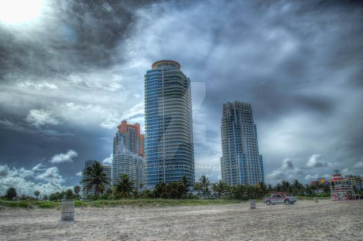 Miami Beach by mikytrance