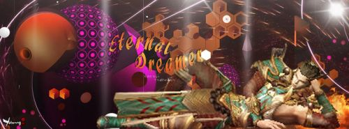 Eternal Dreamer (revised for YG2SEA Entry) by Clone-D