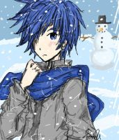 KAITO: Snow by unUnderstandablE