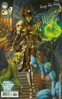 Legends of Oz: The Wicked West issue 3B by JwichmanN