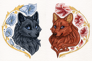Pachabel's Portraits by KatieHofgard