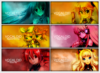 Vocaloid signature by JarshaNighhow