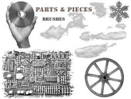 PS Brushes - Parts by par-me
