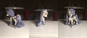 White Zombie Table-Top Miniature by NPCtendo