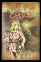 REPO CHICK by mister-bones