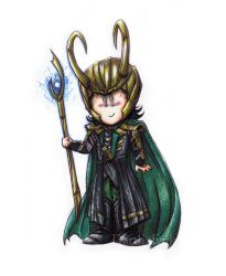 Loki: Ruler of Midgard by DarthxErik
