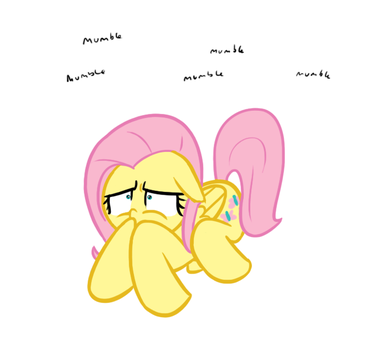 I sure do like them ponies(Fluttershy). by Elslowmo