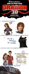How To Train Your Dragon Meme by picklelova