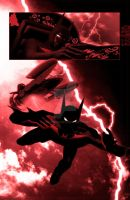 Batman beyond page 2 by cirus5555