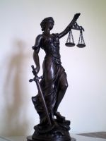 Lady Justice 02 by restmlinstock