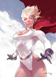 Power Girl by abraaolucas