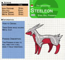 Steeleon Reference by Bean-Sprouts