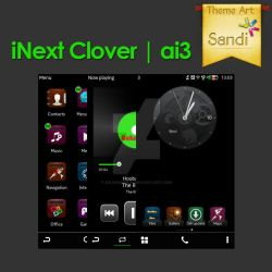 iNext Clover by anangsandii