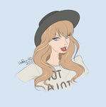 22 Taylor Swift by HorRaw-X