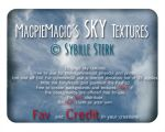 MM Sky Textures by MagpieMagic