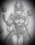 Syndra Fanart - League of Legends by nickperriny7mai