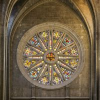 stained glass by jackjack87