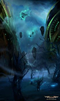 The Other World by Nele-Diel