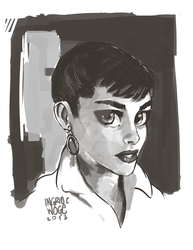 Audrey2 by Woge
