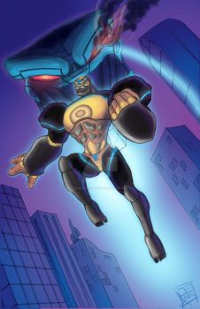 optimus primal by omegaseraphx