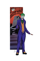 Joker commission by phil-cho
