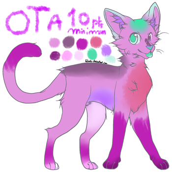 [Closed] Offer to Adopt (OTA) by Lili-Pika