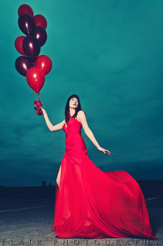 Balloons by SusanCoffey