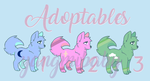 Cheap Adoptable Canines (OPEN) by Miyeopta