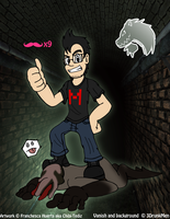Markiplier by Chibi-Tediz