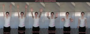 Let's Draw Foreshortening