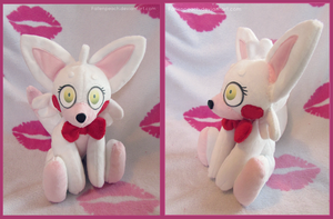 :: Five Nights At Freddy's Mangle Plush :: by Fallenpeach
