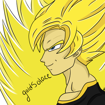 GoldSolace by LannaGames