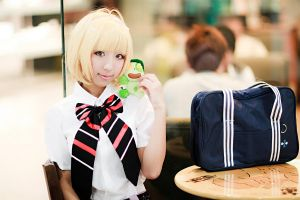 Blue Exorcist Shiemi by Mm-miyoko