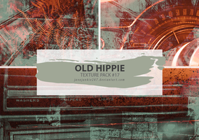 Textures #17 - Old Hippie by JJ-247