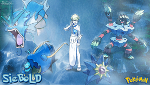 Kalos Elite Four - Siebold